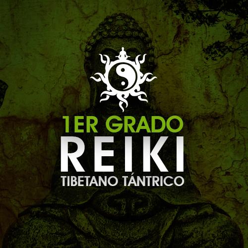 1er Grado Reiki Tibetano Tántrico
