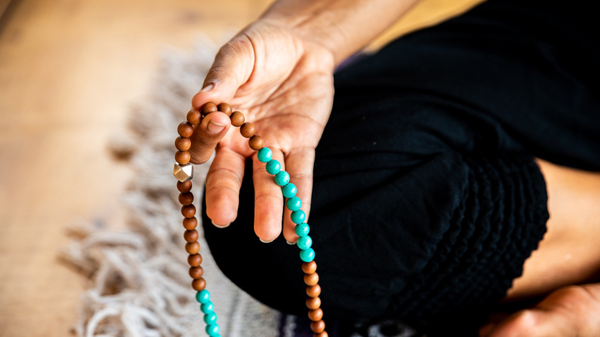 Significado de la palabra Namasté