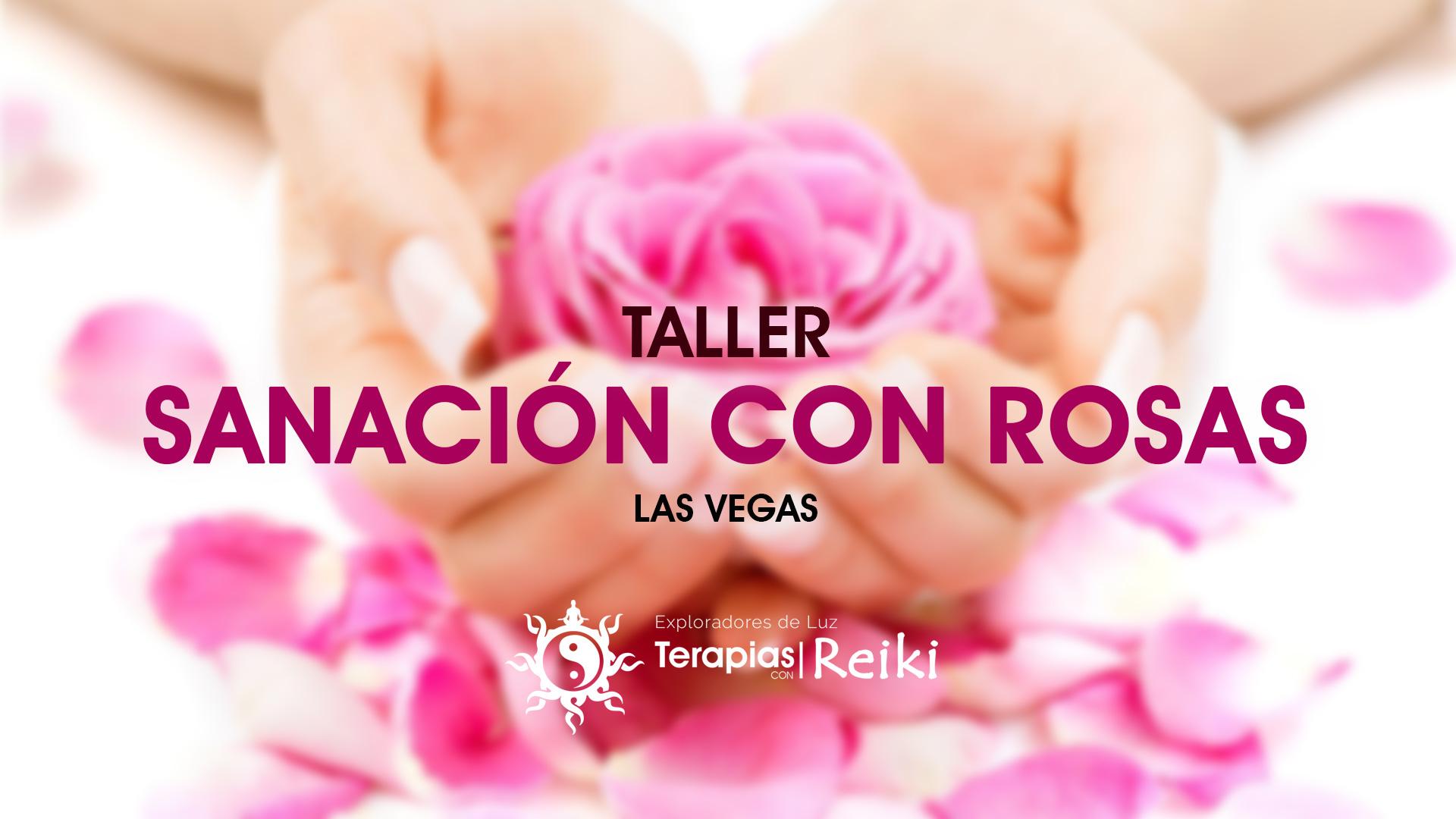 Taller: Sanación con Rosas