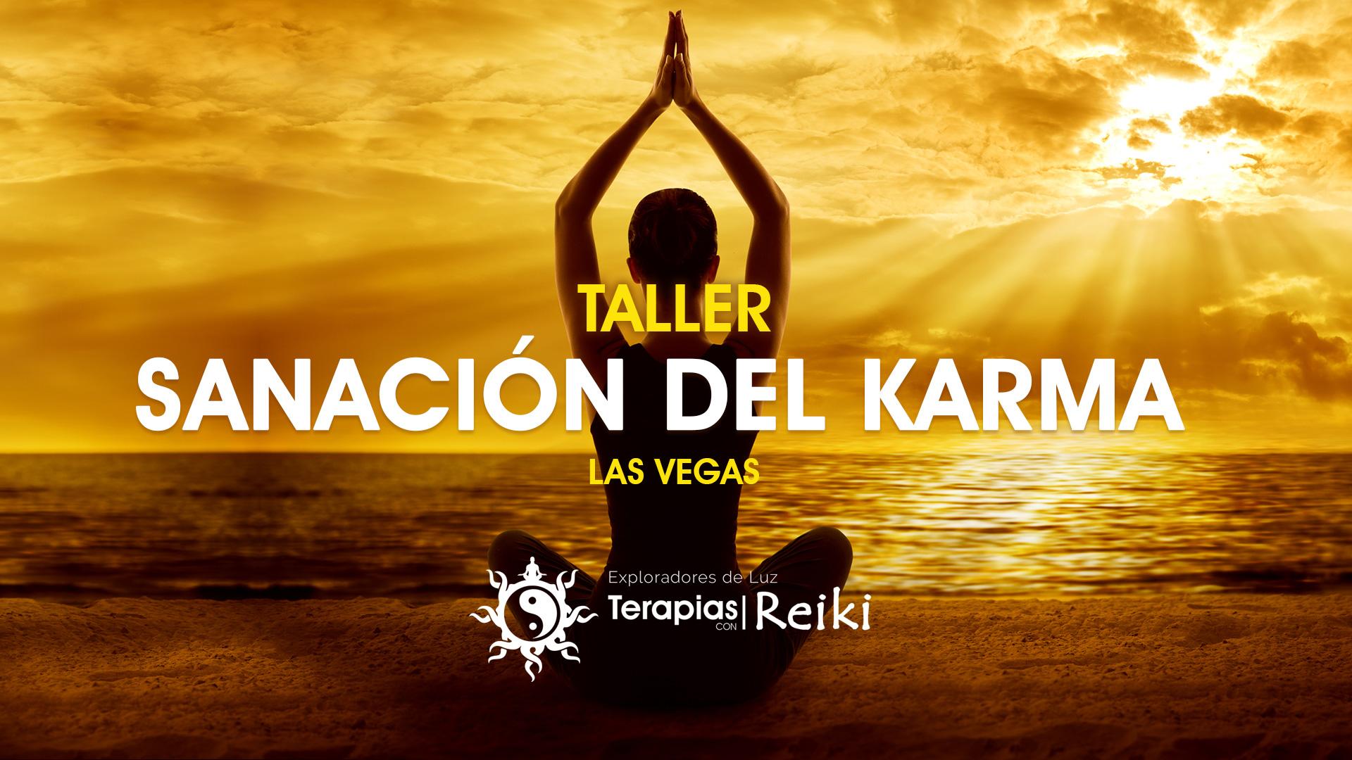 Taller: Sanación del Karma